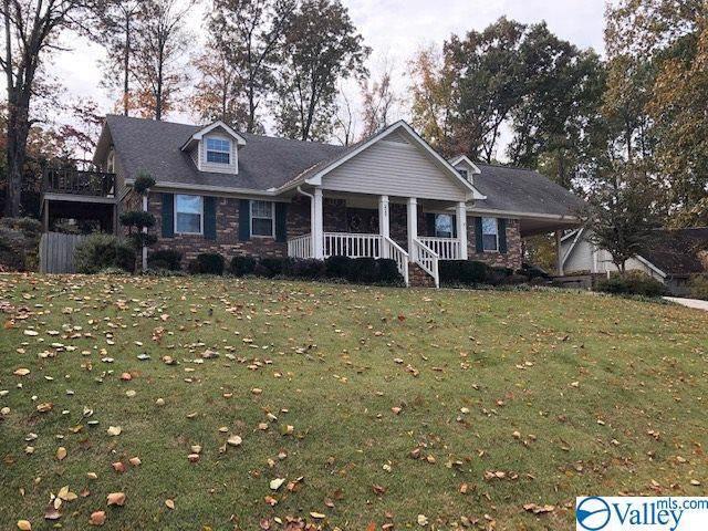 2249 Hickory Hill Drive, Guntersville, AL 30540 (MLS #1132061) :: Intero Real Estate Services Huntsville