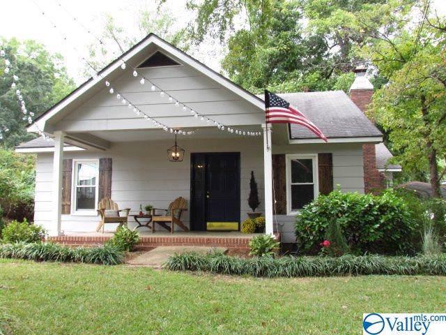 503 S Main Street, Piedmont, AL 36272 (MLS #1132234) :: Weiss Lake Alabama Real Estate