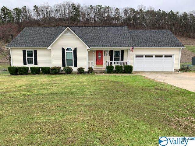 4643 Pinehill Place, Hokes Bluff, AL 35903 (MLS #1137436) :: Amanda Howard Sotheby's International Realty
