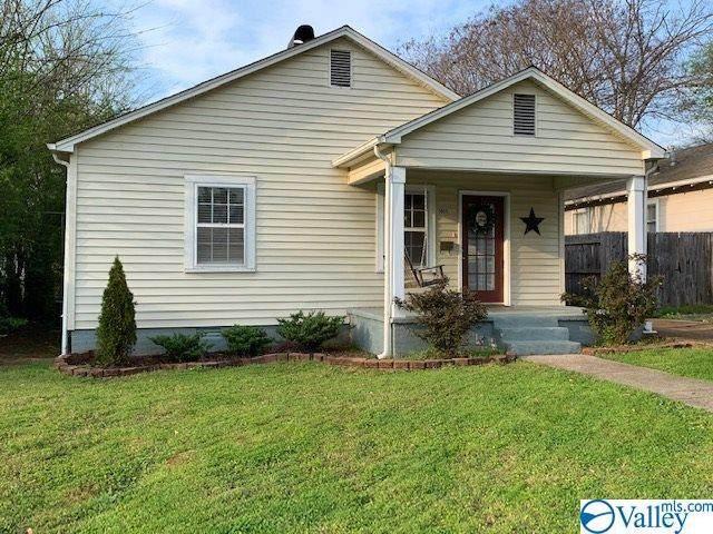 1005 Beirne Avenue, Huntsville, AL 35801 (MLS #1140435) :: Capstone Realty