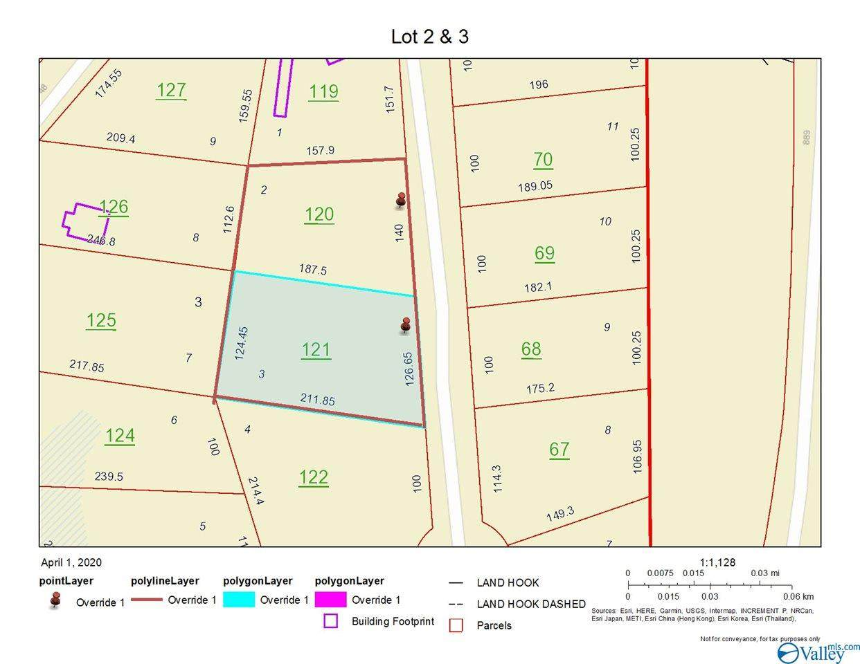 Lot 2 & 3 County Road 905 - Photo 1