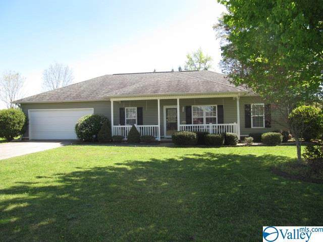 145 Peace Drive, Albertville, AL 35950 (MLS #1140697) :: Amanda Howard Sotheby's International Realty