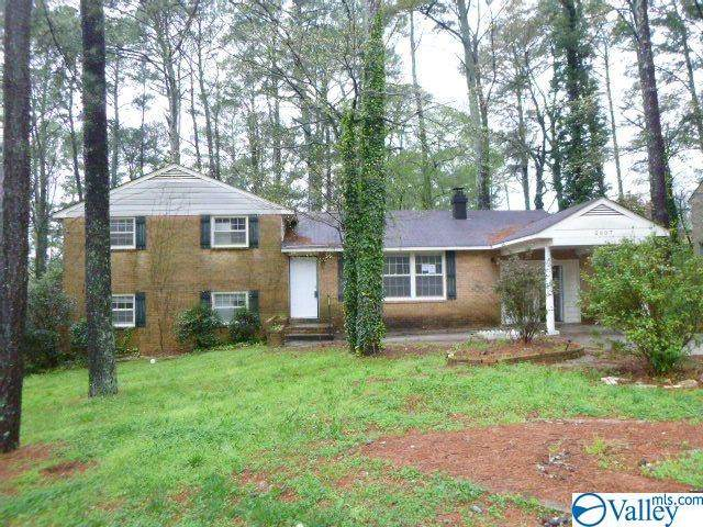 2607 Valley Brook Circle, Huntsville, AL 35811 (MLS #1140750) :: RE/MAX Distinctive | Lowrey Team