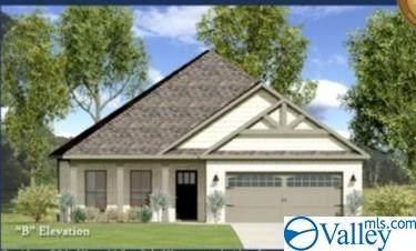 115 Hidden Cove Drive, Meridianville, AL 35759 (MLS #1140883) :: RE/MAX Distinctive | Lowrey Team