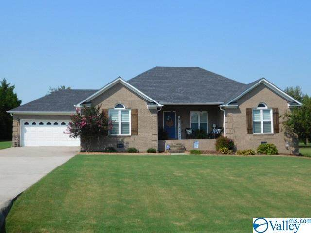 17089 Stone Valley Drive, Athens, AL 35611 (MLS #1140988) :: Legend Realty