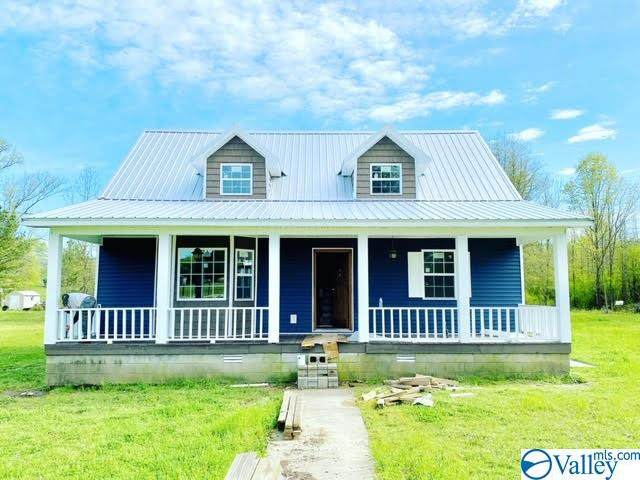 1456 Paint Rock Road, New Hope, AL 35760 (MLS #1141179) :: Revolved Realty Madison