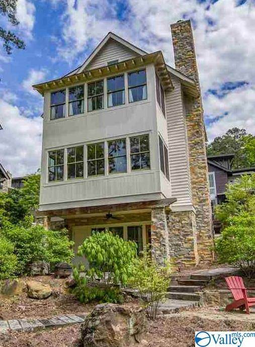 11 Turtle Point Drive, Crane Hill, AL 35053 (MLS #1142585) :: Amanda Howard Sotheby's International Realty