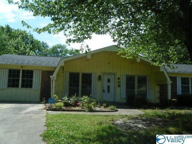 408 Hillside Road, Decatur, AL 35601 (MLS #1143997) :: Amanda Howard Sotheby's International Realty