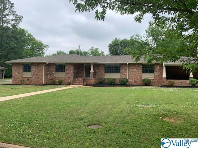 1204 Park Street, Decatur, AL 35601 (MLS #1144279) :: Capstone Realty