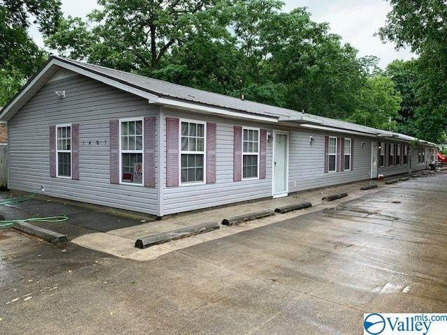 1407 North Street, Decatur, AL 35601 (MLS #1144489) :: Legend Realty