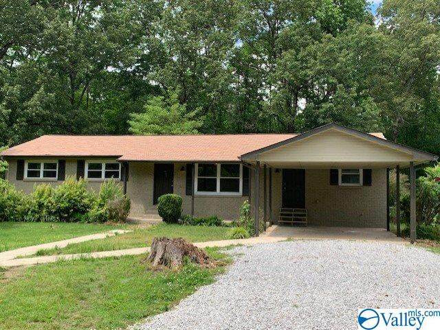 277 Shiloh Road, Hazel Green, AL 35750 (MLS #1144578) :: Legend Realty