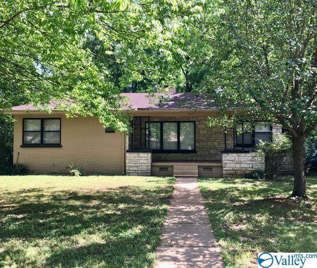1405 Beech Street, Decatur, AL 35601 (MLS #1144680) :: Capstone Realty
