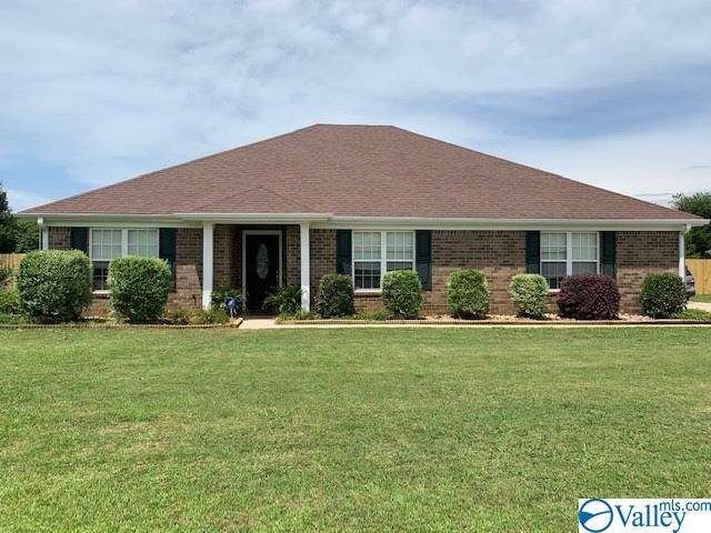 117 Old Eli Road, Toney, AL 35773 (MLS #1147197) :: Coldwell Banker of the Valley
