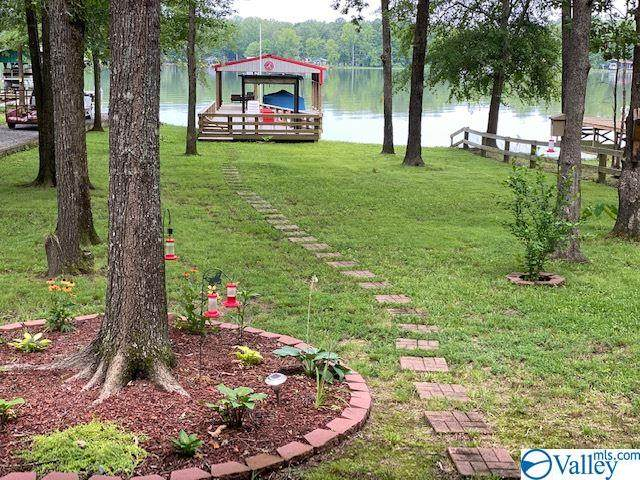 5496 Hidden Point Drive, Cedar Bluff, AL 35959 (MLS #1147204) :: Coldwell Banker of the Valley