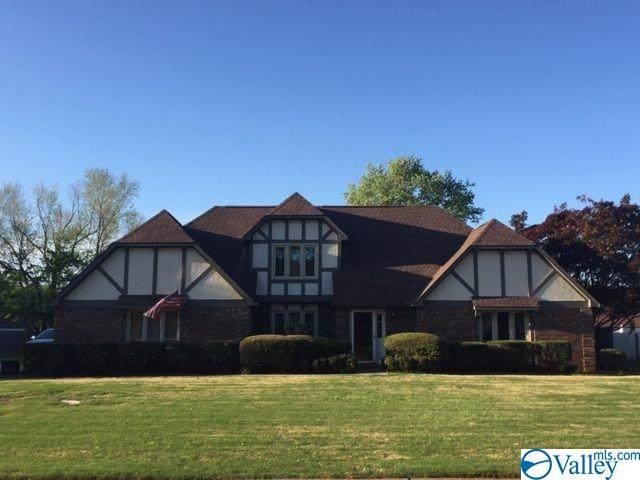 4545 SE Arrowhead Drive, Decatur, AL 35603 (MLS #1147313) :: The Pugh Group RE/MAX Alliance