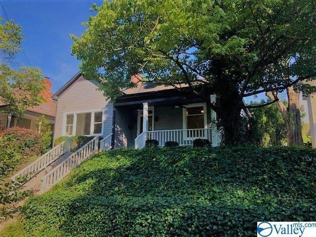 706 Clinton Avenue, Huntsville, AL 35801 (MLS #1147412) :: Capstone Realty