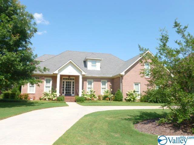1607 St James Court, Decatur, AL 35601 (MLS #1150050) :: Legend Realty