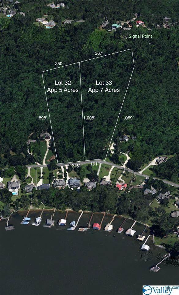 1366 Signal Point Road, Guntersville, AL 35976 (MLS #1150750) :: MarMac Real Estate