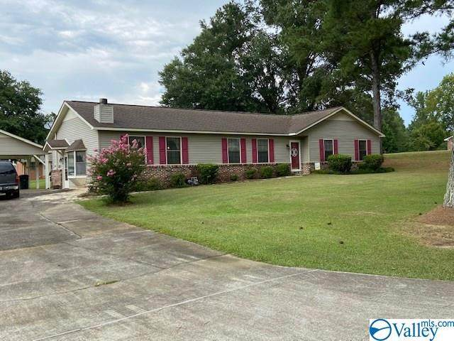 1498 Cedar Bend Road, Southside, AL 35907 (MLS #1150895) :: RE/MAX Distinctive | Lowrey Team