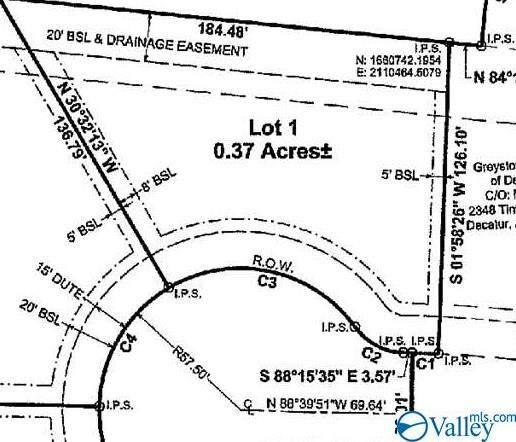 1 Tintagel Drive, Decatur, AL 35603 (MLS #1152471) :: Rebecca Lowrey Group