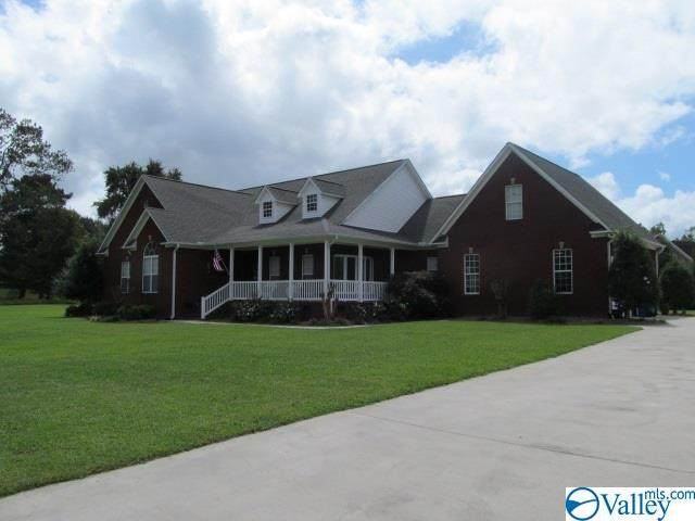84 Coosa Road, Boaz, AL 35956 (MLS #1152871) :: Rebecca Lowrey Group