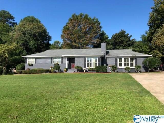 1002 Cole Drive, Huntsville, AL 35802 (MLS #1153087) :: RE/MAX Unlimited