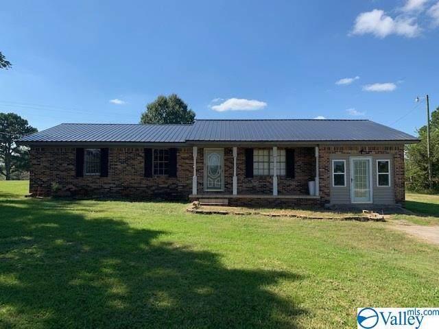 1129 County Road 112, Town Creek, AL 35672 (MLS #1154783) :: MarMac Real Estate