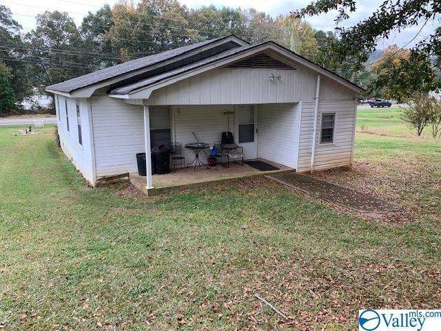 4136 Alabama Highway 79, Guntersville, AL 35976 (MLS #1155886) :: RE/MAX Unlimited