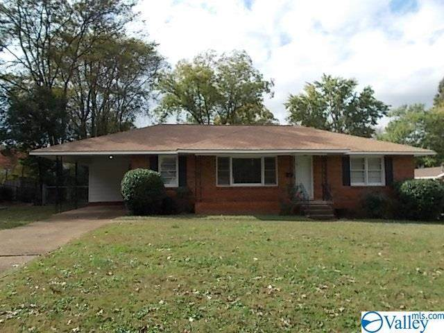 1502 Glenwood Drive, Huntsville, AL 35801 (MLS #1155900) :: Amanda Howard Sotheby's International Realty