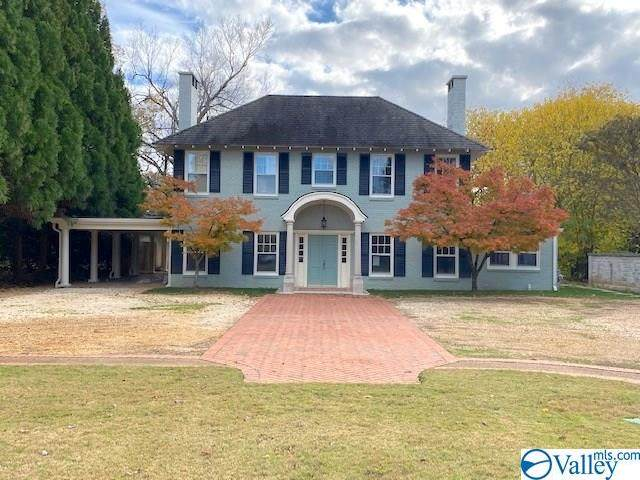 306 E Washington Street, Athens, AL 35611 (MLS #1770115) :: Legend Realty