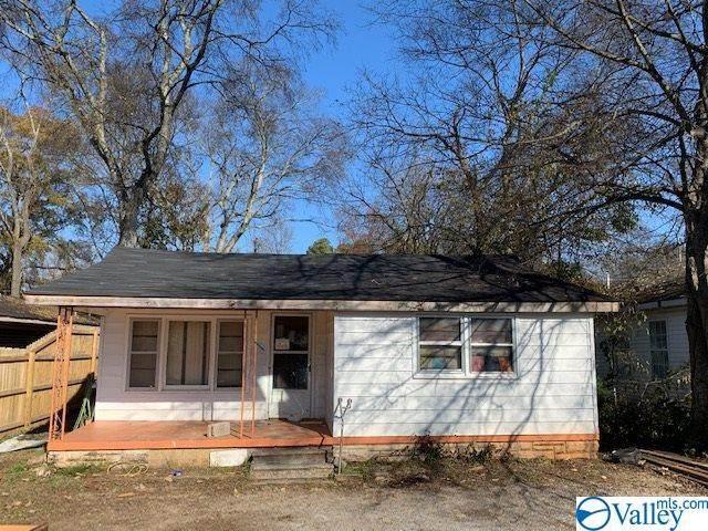 1029 NE Halsey Avenue, Huntsville, AL 35801 (MLS #1770398) :: Coldwell Banker of the Valley