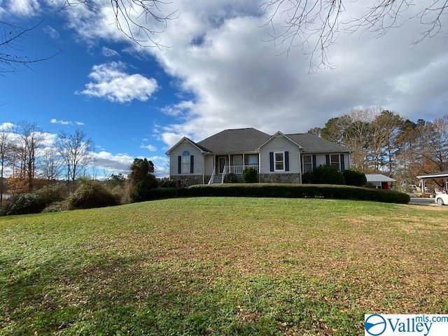 740 County Road 486, Centre, AL 35960 (MLS #1771193) :: Southern Shade Realty