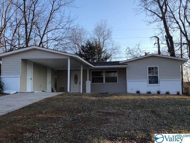 2105 Griffith Drive, Huntsville, AL 35810 (MLS #1773365) :: LocAL Realty