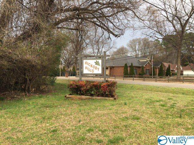 3215 Mountain View Drive, Decatur, AL 35603 (MLS #1775744) :: MarMac Real Estate