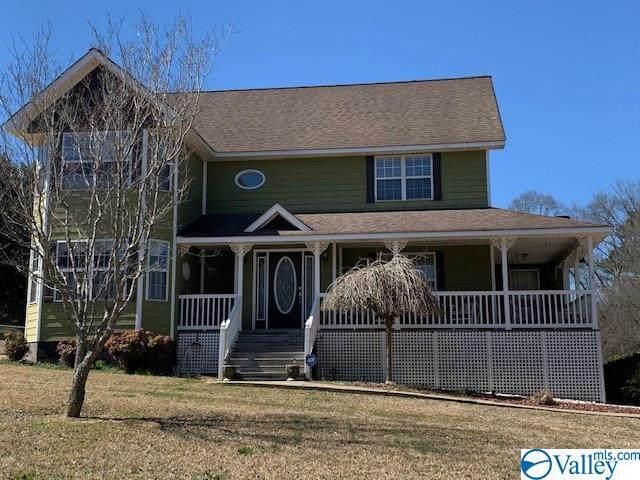 1202 Marvin Pearce Road, Boaz, AL 35957 (MLS #1776084) :: LocAL Realty