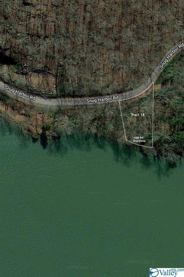 18 Snug Harbor Road, Grant, AL 35747 (MLS #1776739) :: Amanda Howard Sotheby's International Realty