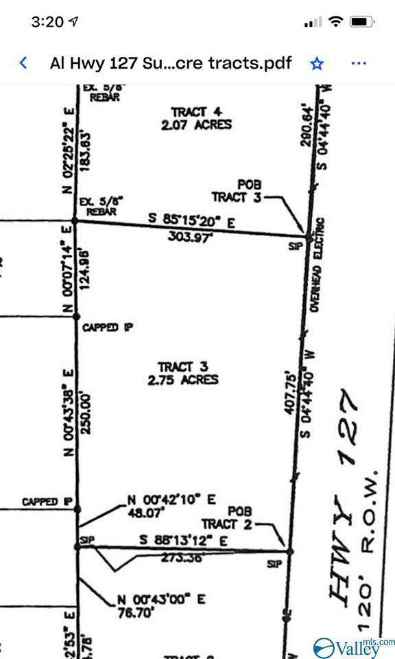 Tract 3 Hwy 127 - Photo 1