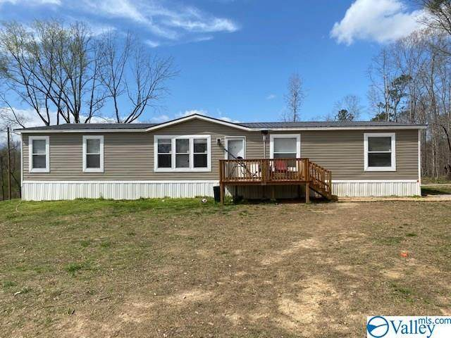 345 County Road 80, Cedar Bluff, AL 35959 (MLS #1777327) :: Dream Big Home Team | Keller Williams