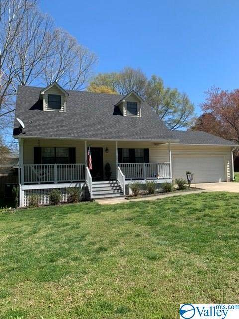 1236 3rd Street, Arab, AL 35016 (MLS #1777759) :: Green Real Estate