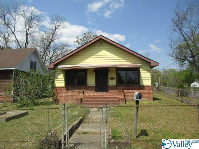 2301 Hill Avenue, Gadsden, AL 35904 (MLS #1778218) :: Coldwell Banker of the Valley
