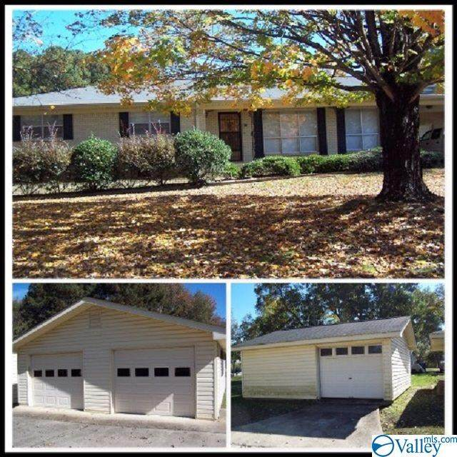 1144 James Street, Boaz, AL 35957 (MLS #1778289) :: Coldwell Banker of the Valley