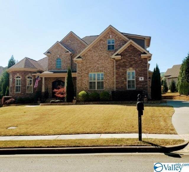 9 Vine Grove Way, Gurley, AL 35748 (MLS #1778380) :: RE/MAX Distinctive | Lowrey Team