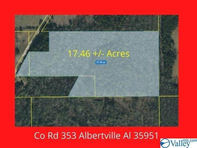 0 County Road 353, Albertville, AL 35951 (MLS #1779300) :: Legend Realty