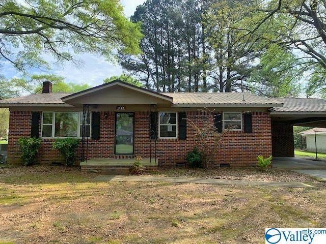 1702 NW Peach Orchard Road, Hartselle, AL 35640 (MLS #1780005) :: MarMac Real Estate