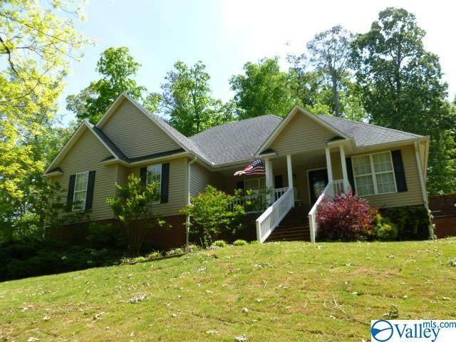 3437 Creek Path Road, Guntersville, AL 35976 (MLS #1780195) :: Green Real Estate
