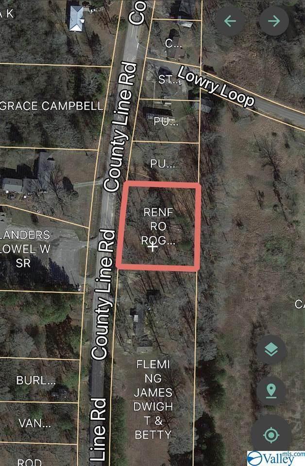 0 County Line Road, Leighton, AL 35646 (MLS #1780491) :: MarMac Real Estate