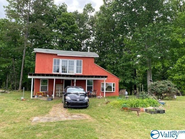155 County Road 368, Centre, AL 35960 (MLS #1780864) :: Green Real Estate