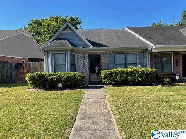 311 Woodridge Drive, Decatur, AL 35601 (MLS #1781369) :: Rebecca Lowrey Group