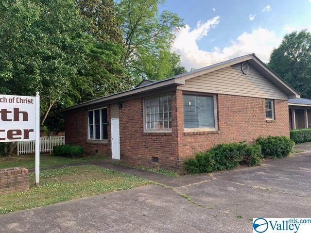 602 S Broad Street, Scottsboro, AL 35768 (MLS #1782668) :: Green Real Estate