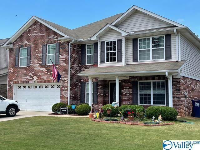 115 Harness Drive, Huntsville, AL 35806 (MLS #1783109) :: Amanda Howard Sotheby's International Realty